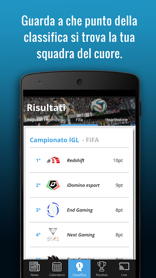 IGL- screenshot