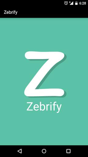Zebrify