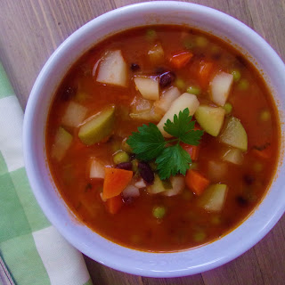 Vegetable Soup With Frozen Mixed Vegetables Recipes
