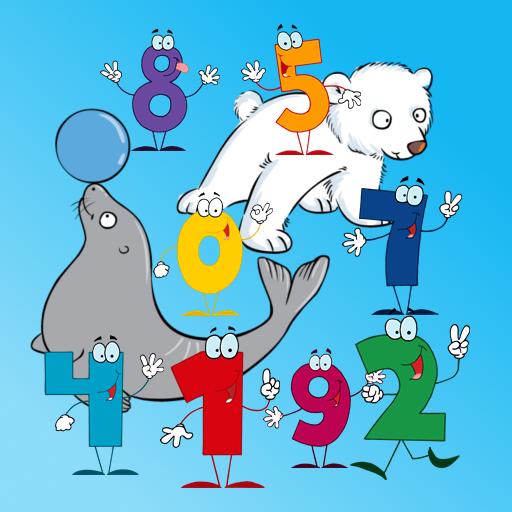 数学游戏的孩子 教育 App LOGO-APP試玩