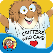 App Icon for Just Critters Who Care App in Czech Republic Google Play Store