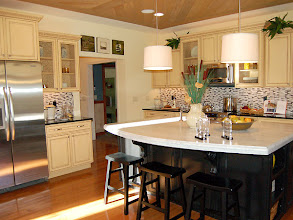 Photo: The kitchen from our PRESTON model at Winding Brook Estates.