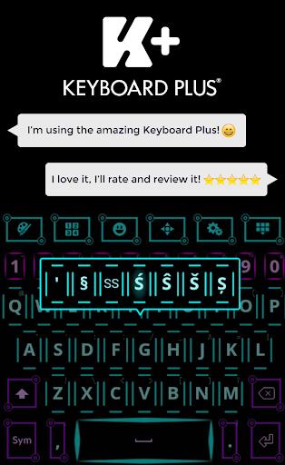 無料个人化AppのElectro Keyboard 記事Game
