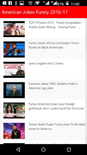 American Jokes Funny