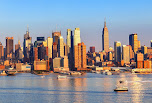 #43526490 - Manhattan Skyline