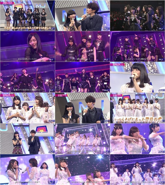 160313 SKE48 乃木坂46 Nogizaka46 Part – Music Japan