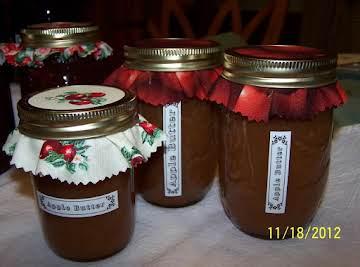 Amazing Crock-Pot Apple Butter