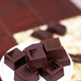 Healthy Dark Chocolate.
