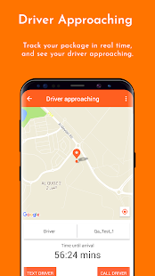 Fetchr - Pickup & Delivery- screenshot thumbnail