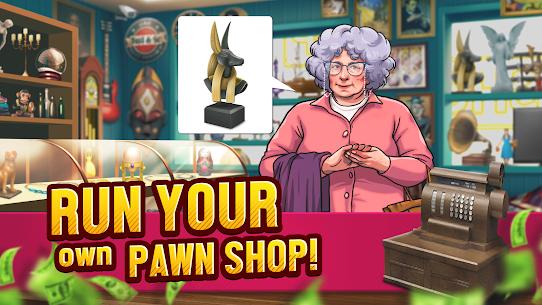 Bid Wars: Pawn Empire MOD Apk 1.17.3 (Unlimited Money) 2