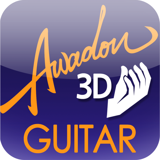 Guitar Chord 3D Pro app for Android