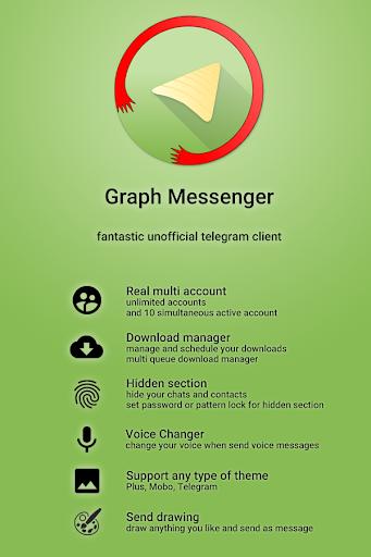 Graph Messenger