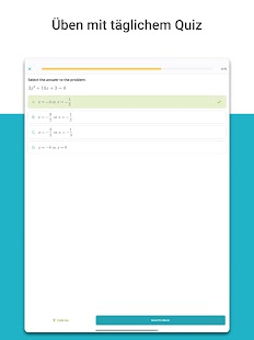 Microsoft Math Solver Screenshot