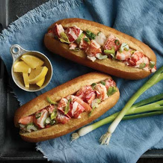 Lobster and Shrimp Rolls