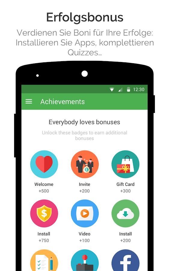 mit apps gutscheine verdienen