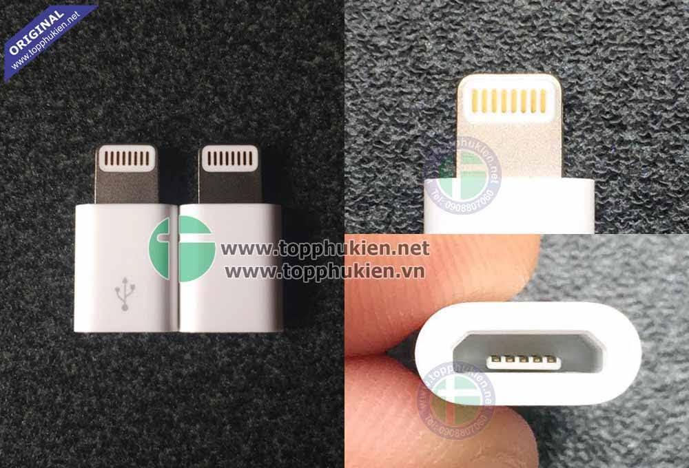 Sạc, cáp, tai nghe (original) Apple, Samsung - 6