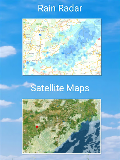 Weather 2 weeks 6.0.7 Screenshots 5