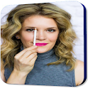 Eyebrow Step by step icon