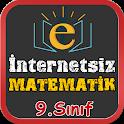 9.Sınıf Matematik İnternetsiz Konu Anlatımı Test icon