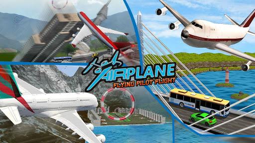 Flying Plane Flight Simulator 3D 1.0.1 de.gamequotes.net 5