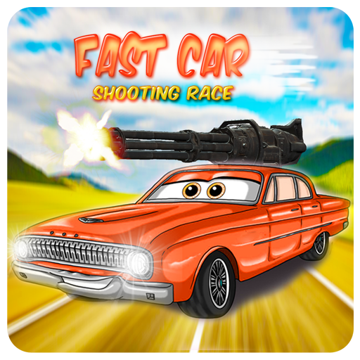Fast Car Shooting Race
