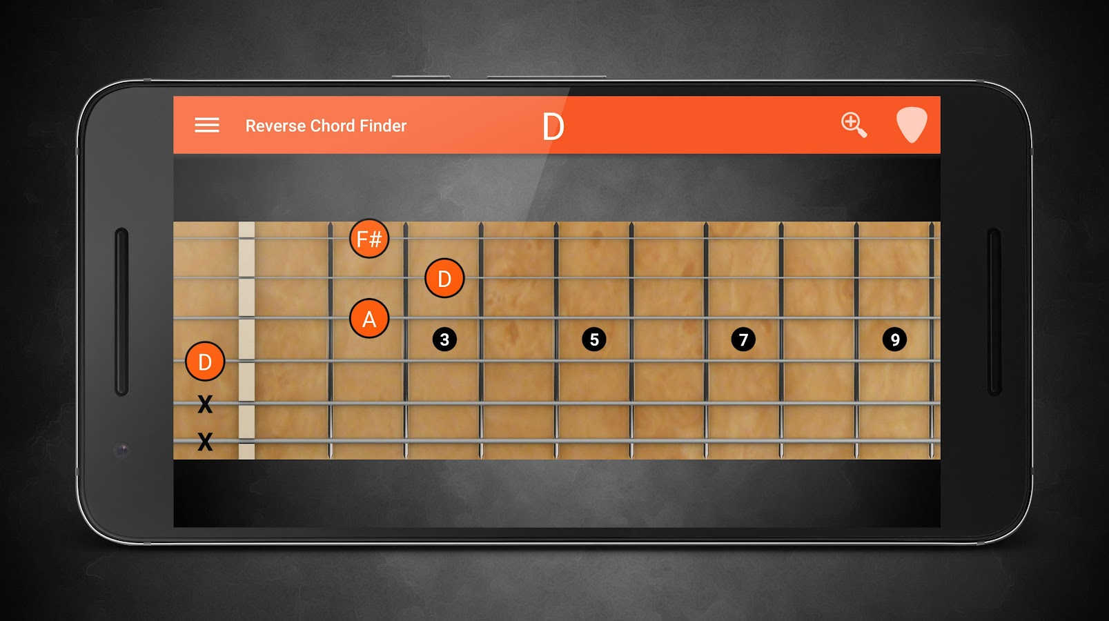 chords machine
