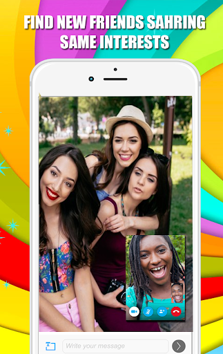 VIDEO CHAT : Free Calling Random People - CAM CHAT Mod Apk