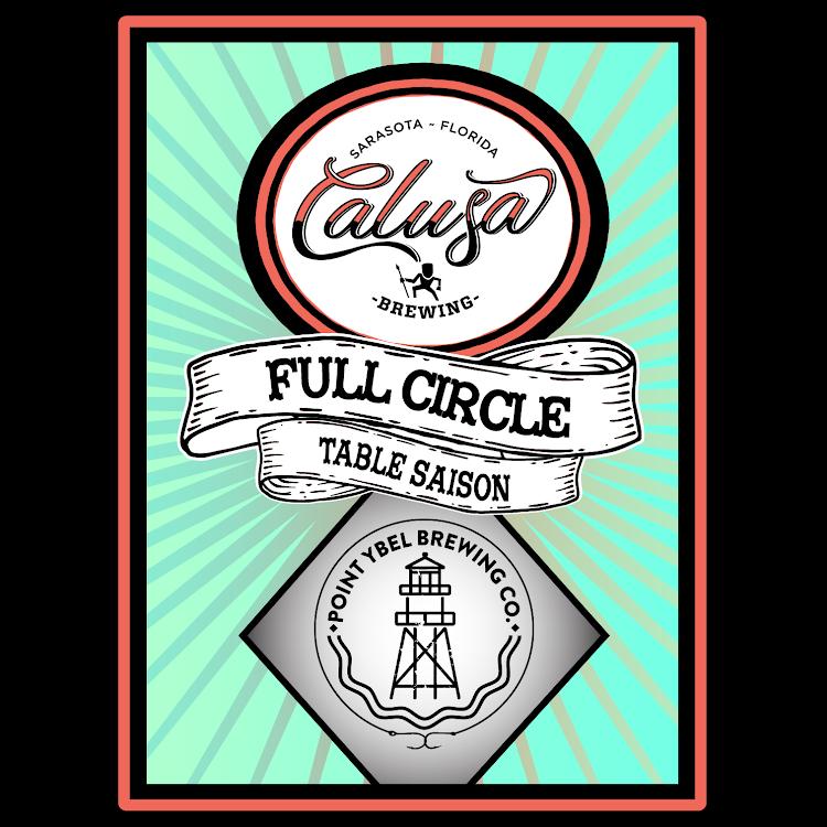 Logo of Calusa Full Circle