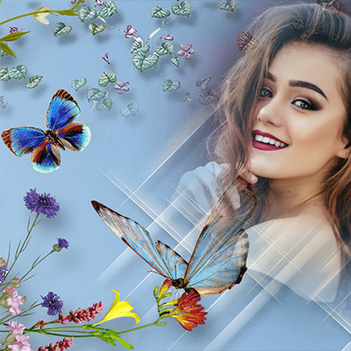 Butterfly Frames for Pictures Icon