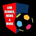 Football Entertainment - Live Scores & News icon