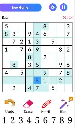 Sudoku Classic  screenshots 4