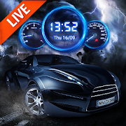 Car Dashboard Live Wallpaper 2018