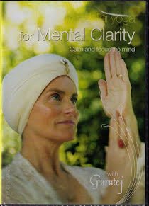 Kundalini Yoga for Mental Clarity - DVD med Gurutej Kaur