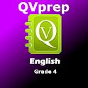 QVprep English Grade 4 Four
