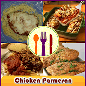 Chicken Parmesan Recipes Book