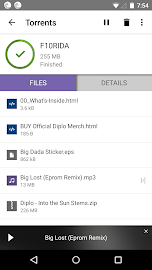BitTorrent®- Torrent Downloads Screenshot 2
