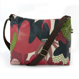 Wild Floral Classic Mini Cross Body Bag