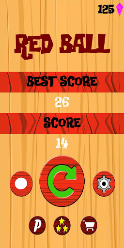 Red Ball android2mod screenshots 7