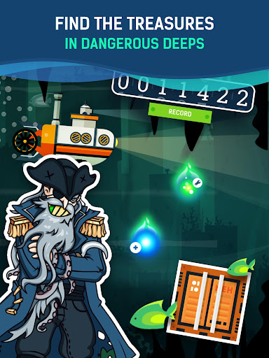 Idle Submarine: Crafting Journey  screenshots 22