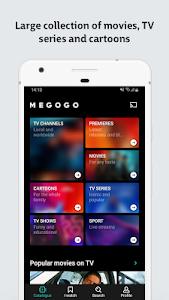MEGOGO - TV and Movies 3.6.0