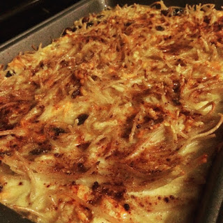 Gluten-free Sweet Potato - Apple Kugel