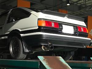 カローラレビン AE86 GT-APEX 61年式のカスタム事例画像 ビン・レビンさんの2018年11月24日19:53の投稿