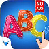 Kids ABC Learn and Write NoAds