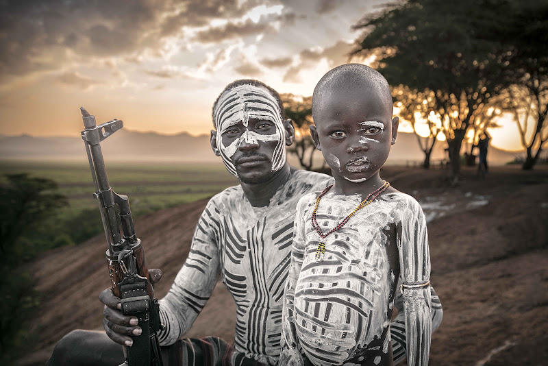 Rifle and Son di Roberto Pazzi Photography