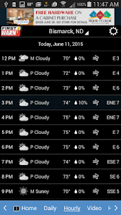 KFYR-TV Weather - screenshot thumbnail