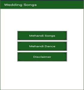 Mehndi Dance & Wedding Songs screenshot 3