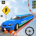 Police Limo Car Parking Games – Police Car Parking icon