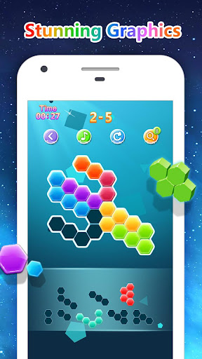 Block Gems: Classic Free Block Puzzle Games 5.8501 screenshots 6