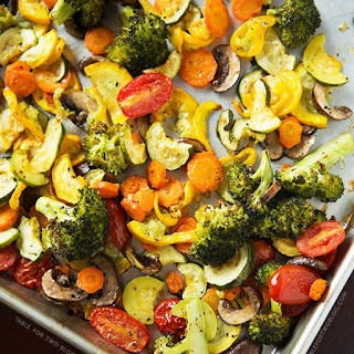 Roasted Vegetables.