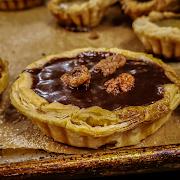 Chocolate Turtle Tart